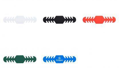 ajustadores en varios colores para mascarillas