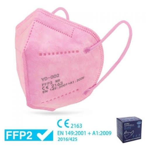 Mascarilla Ultraprotección FFP2