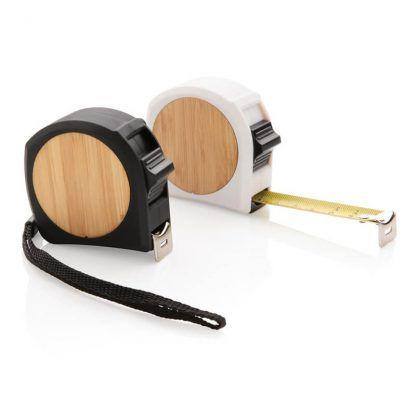 Flexómetro Bambú Personalizado