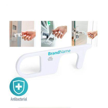 LLavero Antibacteriano Personalizable