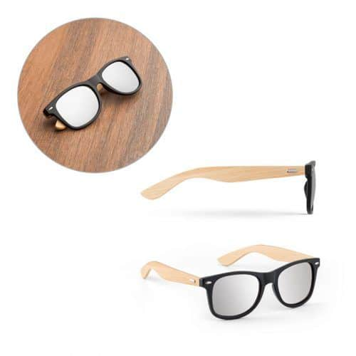 Gafas Bambú Personalizables