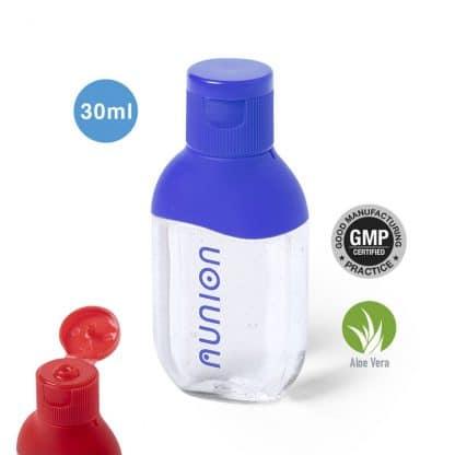 Gel Hidroalcohólico Personalizado 30 ml