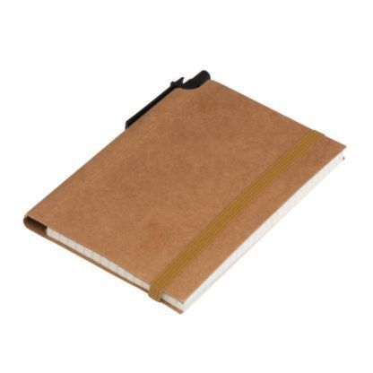 Libreta Ecológica con Bolígrafo