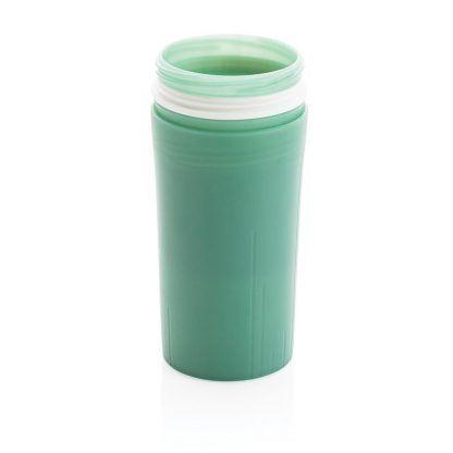 Botella de Agua hecha de Caña de Azúcar
