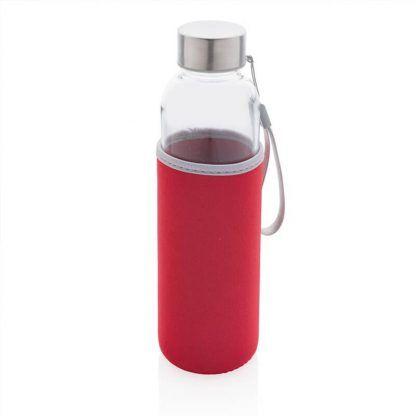 Botella Personalizada con Funda Neopreno