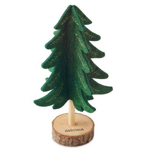 Árbol Navidad Publicitario